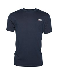 HILFIGER DENIM TJM Chest Corp Logo Tee